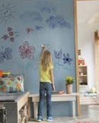 краска для стен комнаты ребенка