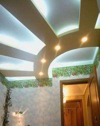 гипсокартон новые потолки