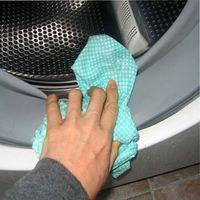 причины неприятного запаха стиральной машины