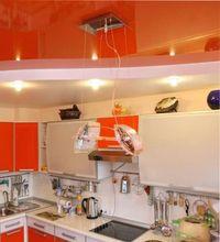 как лучше сделать потолок на кухне