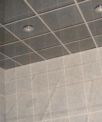 ванная с зеркальным потолком