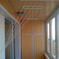 веревки для сушки белья