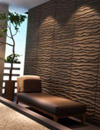 Стеновые трехмерные панели