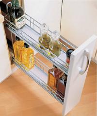 Практичная вещь на кухне — бутылочница