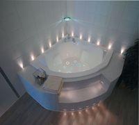 правильное освещение ванной