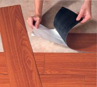 уложить виниловую плитку