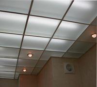 прозрачные потолки