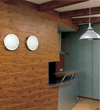 ламинированная стеновая панель