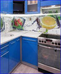 выбор кухонного фартука