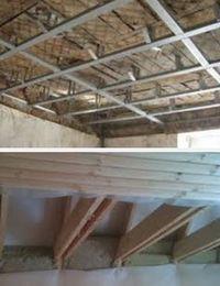 что такое подшивные потолки