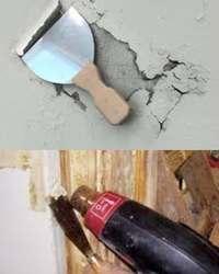 способы удаления старой краски