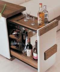 вариант стола на кухне
