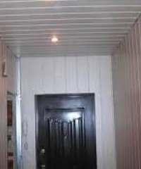 стеновые панели в прихожей