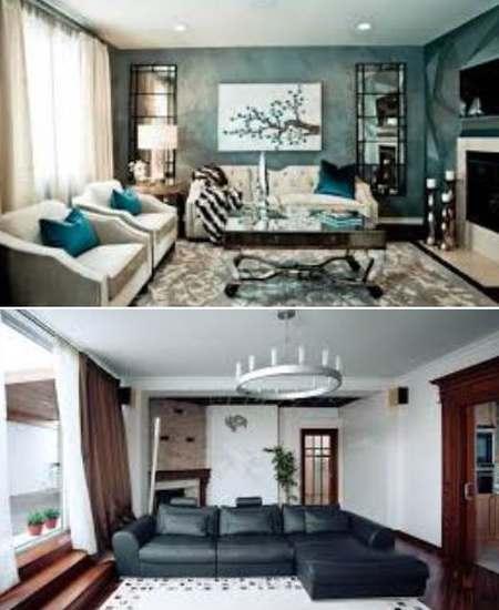 как выбрать стиль интерьера гостиной