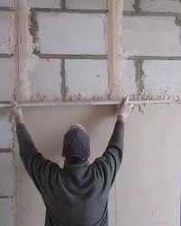 как отделать стены из газобетона
