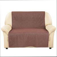 меховые накидки на кресло и диван