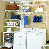системы для хранения вещей дома
