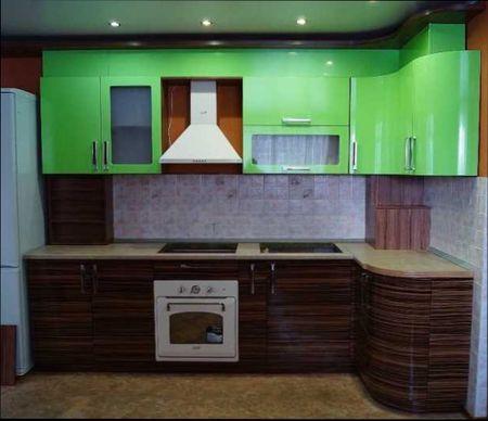 Как обновить фасад кухонного гарнитура