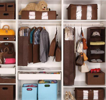 Системы для хранения вещей в квартире