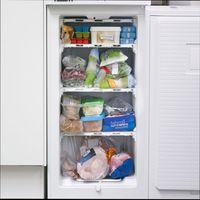 как хранить продукты в морозильной камере