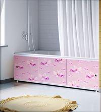 Виды экрана для ванной и правила выбора