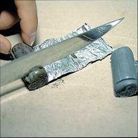 как правильно пользоваться холодной сваркой по металлу
