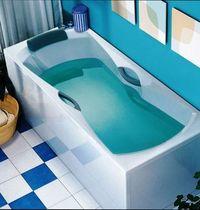 разновидности ванн для ванной комнаты