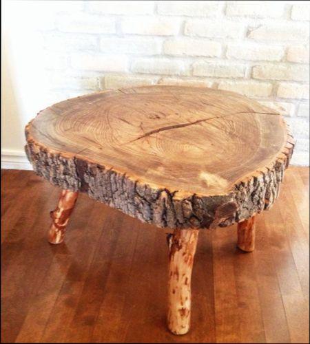 делать журнальный столик своими руками из дерева