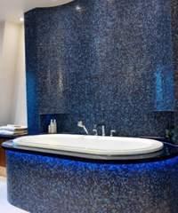 Что выбрать для отделки стен в ванной комнате