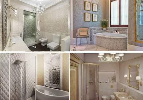 В каком стиле оформить ванную